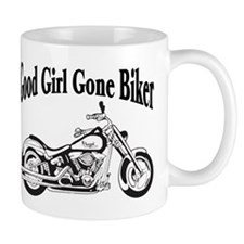 Good Girl Biker II Mug