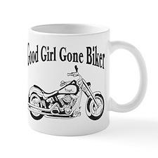 Good Girl Biker II Small Mug