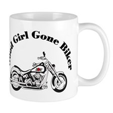 Good Girl Biker I Mug