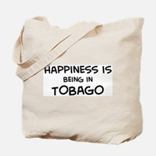 Happiness is Tobago Tote Bag