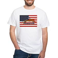 TVRRCOT LOGO FLAG DESIGN Shirt
