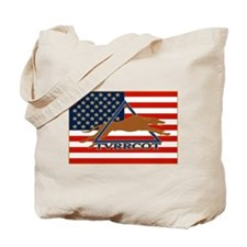TVRRCOT LOGO FLAG DESIGN Tote Bag