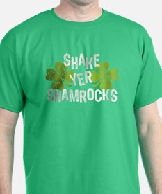 Shake Yer Shamrocks T-Shirt
