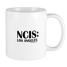 NCIS Los Angeles Small Small Mug