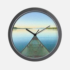 Winnapesaukee View Wall Clock