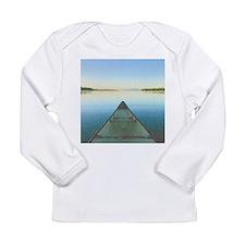 Winnapesaukee View Long Sleeve Infant T-Shirt