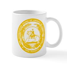 CSAyellowseal Mugs