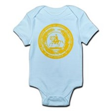 Confederate great seal Infant Bodysuit