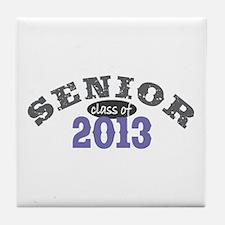 Senior Class of 2013 Tile Coaster