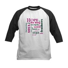 Hope with Feathers Tee