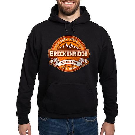 Breckenridge Tangerine Hoodie (dark)