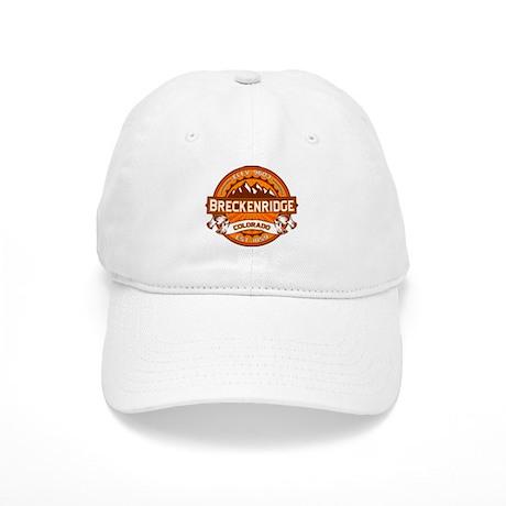 Breckenridge Tangerine Cap