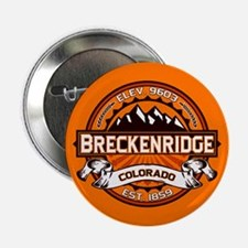 "Breckenridge Tangerine 2.25"" Button"