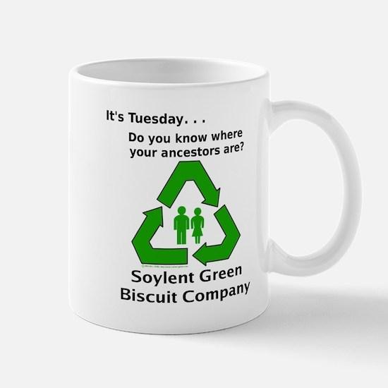 Soylent Tuesday Mug