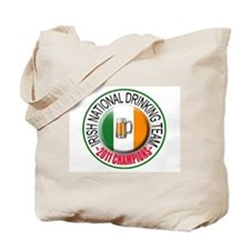 DRINK UP NOW Tote Bag