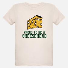 Proud Cheesehead T-Shirt