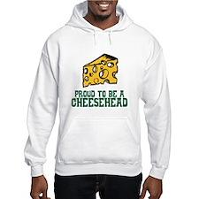 Proud Cheesehead Hoodie