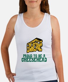 Proud Cheesehead Women's Tank Top
