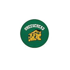 Proud Cheesehead Mini Button