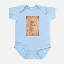 Self Portrait Infant Bodysuit