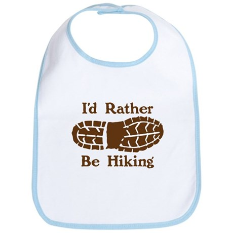 Rather Be Hiking Bib
