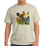 Purebred Bantam Quartet Light T-Shirt