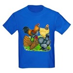 Purebred Bantam Quartet Kids Dark T-Shirt