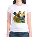 Purebred Bantam Quartet Jr. Ringer T-Shirt