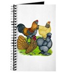 Purebred Bantam Quartet Journal