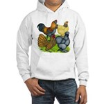 Purebred Bantam Quartet Hooded Sweatshirt