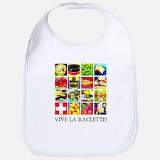 Vive la Raclette! Bib