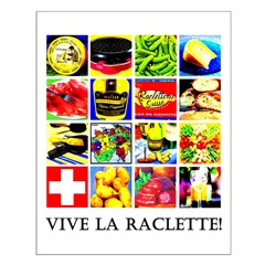 Vive la Raclette! Posters