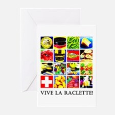 Vive la Raclette! Party Invitations (Pk of 10)