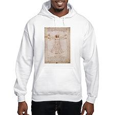 Vitruvian Man Hoodie