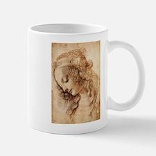 Womans Head Mug