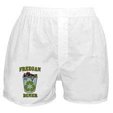 Freegan Diner Boxer Shorts