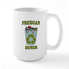 Freegan Diner Mug