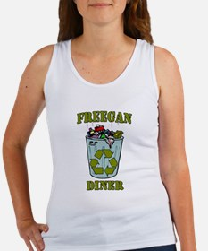 Freegan Diner Women's Tank Top