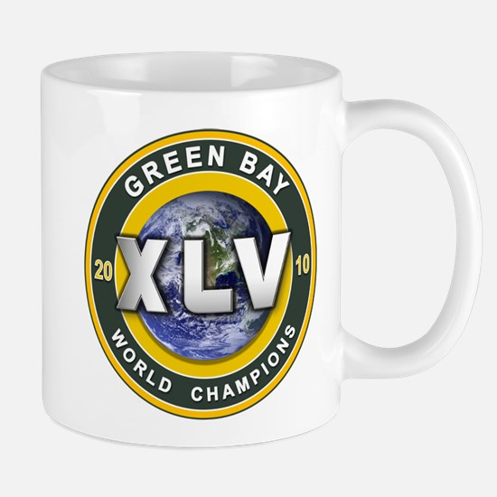 Green Bay 2010 World Champs Mug