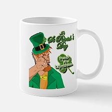 Leprechaun Punch Mug