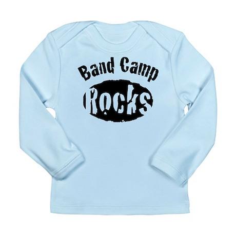 Band Camp Rocks Long Sleeve Infant T-Shirt