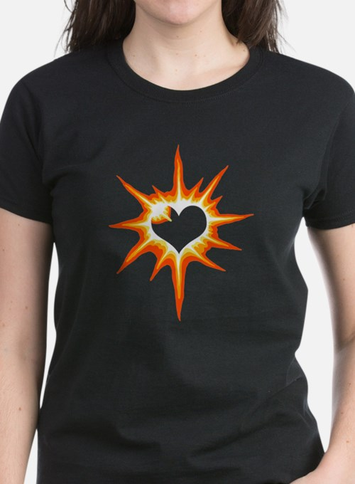 Total Eclipse of The Heart Tee