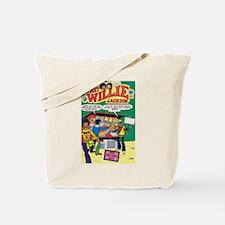 FastWillie Jackson #4 Tote Bag