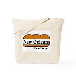 Poboy Tote Bag