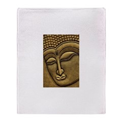 Buddha Throw Blanket