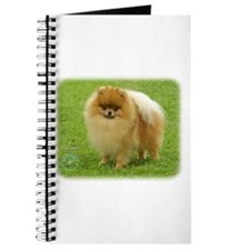 Pomeranian 8T087D-06 Journal