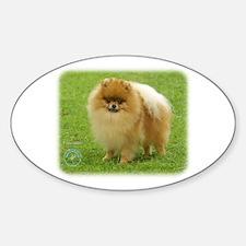 Pomeranian 8T087D-06 Decal