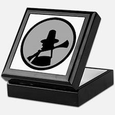 Pilgrim Keepsake Box
