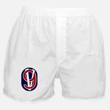Iron Men of Metz Boxer Shorts