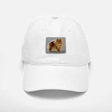 Pomeranian 9R042D-22 Baseball Baseball Cap